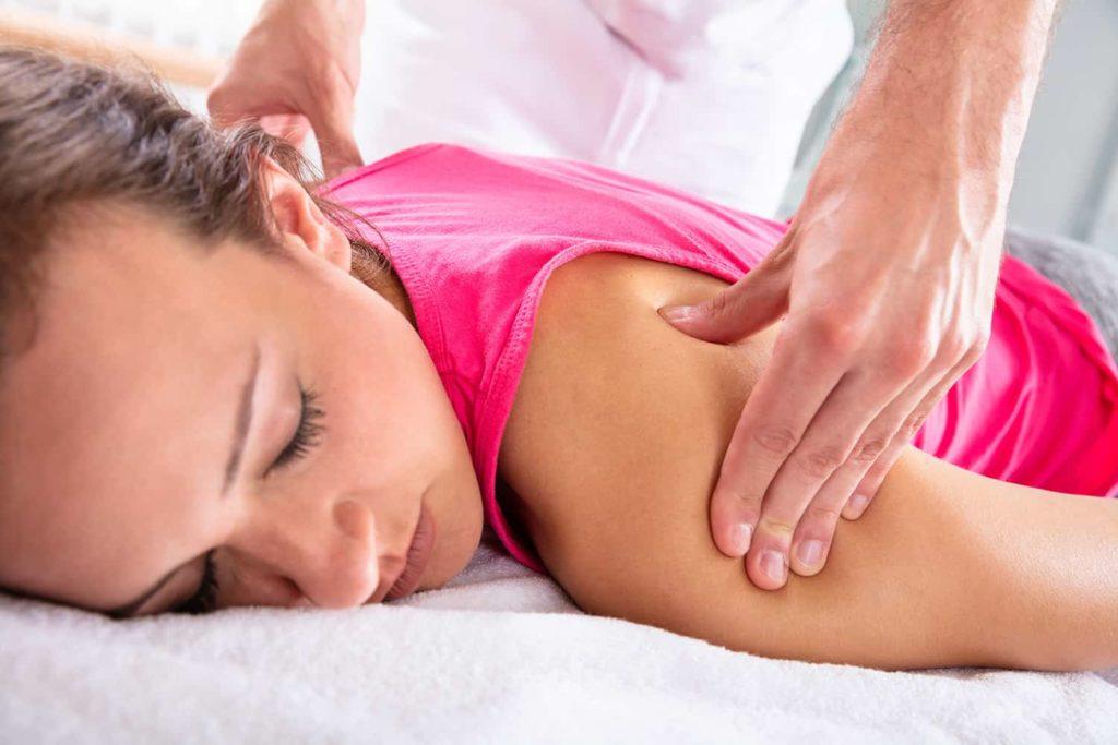 Ból mięśniowo-powięziowy - fizjoterapia